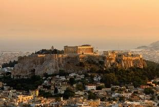 From £89pp instead of up to £111.02pp (from Tour Center) for a two-night Athens break including flights and breakfast, or from £109pp for three nights - save up to 20%