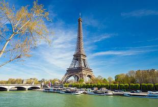 From £99pp instead of up to £184.82pp (from ClearSky Holidays) for a two-night central Paris break, from £149pp for a three-night stay - save up to 46%