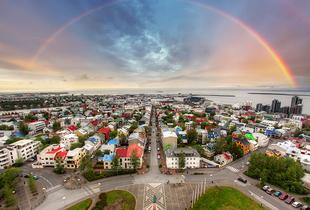 From £169pp (from Crystal Travel) for a three-night Reykjavik, Iceland stay inc. flights and Northern Lights tour - save up to 33%