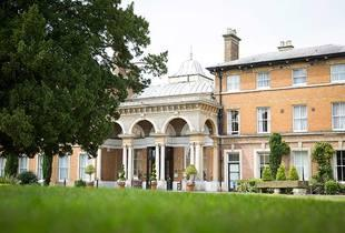 £99 (at Oatlands Park Hotel, Weybridge) for an overnight stay for two including a two-course dinner and breakfast, or £169 for a two-night stay - save up to 48%