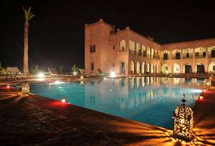 From £99 (at Kasbah Caracalla) for a luxury half-board Morocco break for up to two adults and one child - save up to 59%