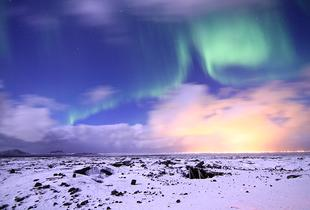 From £169pp (from Weekender Breaks) for a two-night Iceland break including flights and a Northern Lights tour, from £219pp for three nights - save up to 34%