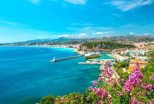 From £169pp (from Weekender Breaks) for a 4nt trip to Nice, Marseille and day-trip to Monaco including flights and transfers, from £229pp for six nights - save up to 21%