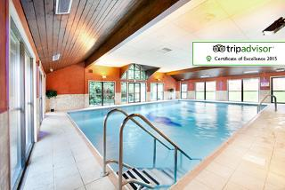 £69 (at Best Western Leyland Hotel, Preston) for an overnight stay for two including breakfast, and health club access, or £109 for a two-night stay - save up to 42%