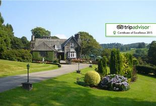 From £169 (at Broadoaks Country House, Windermere) for an 5* overnight stay for two including breakfast, dinner, cream tea, spa access and late check-out - save up to 40%