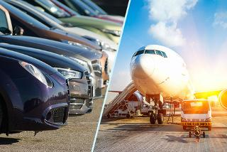 £1 for 22% off airport parking at a choice of six UK airports with Purple Parking!