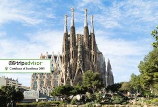 From £99pp (with Tour Center) for a two-night Barcelona break with return flights, from £119pp for three nights!