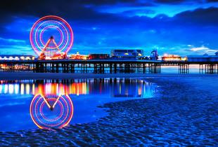 £29 (at The Derwent, Blackpool) for an overnight break for two people including breakfast, £49 for two nights, £59 for three nights, £89 for four nights - save up to 52%