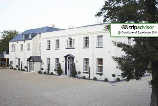 £89 (at Eastclose Country House Hotel, New Forest) for an one-night stay for two including a two-course dinner and breakfast, or £149 for two nights - save up to 45%