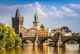 From £79pp (from Tour Center) for a two-night Prague break including flights, or from £99pp for three nights - save up to 43%