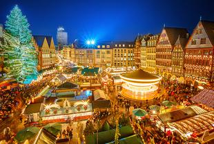 From £89pp instead of up to £174.76pp (from Weekender Breaks) for a 2nt German Christmas market break including flights, from £119pp for a 3nt stay - save up to 49%