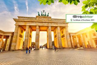 From £89pp instead of up to £113.54pp (from Crystal Travel) for a 2-night Berlin break including flights, £119pp for 3 nights - save up to 22%
