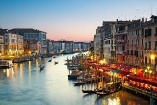 From £99pp instead of £151.31pp (from Tour Center) for a two-night Venice break including flights and breakfast, or from £139pp for three nights - save up to 35%