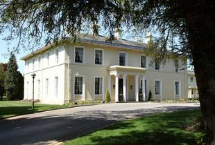 £89 (at Eastwood Hall, Nottinghamshire) for a one-night stay for two with a two-course dinner, wine and breakfast, £139 for two nights - save up to 34%