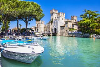 From £89pp instead of up to £127.48pp (from Tour Center) for a 2-night Lake Garda break including flights, from £109pp for a 3-night stay - save up to 30%