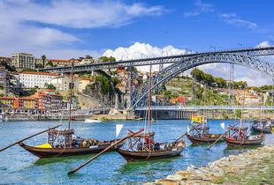 From £119pp instead of up to £157.90pp (from ClearSky Holidays) for a 4nt Porto & Lisbon break with flights & train transfer, from £169pp for a 6nt stay - save up to 25%