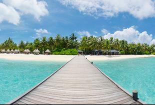 From £529pp (from Calypso Lanka Holidays) for a 5-night Maldives break inc. full-board 4* accommodation and seaplane or speedboat transfers, or from £639pp for 7 nights!