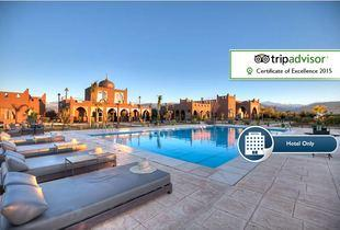 From £149 (at 5* Kasbah Igoudar Hotel) for a 3nt Marrakech spa break for 2, from £249 for 5nts inc. dinner, from £349 for 7nts inc. dinner and a massage - save up to 38%