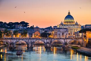 From £79pp (from Weekender Breaks) for a 2nt 4* Rome break including return flights and accommodation, or from £109pp for a 3nt break - save up to 25%