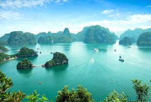 From £349pp (from Go Asia Travel) for a 10-day Vietnam tour with 3* accommodation, from £499pp with 4* or from £669pp with 5* accommodation - save up to 57%