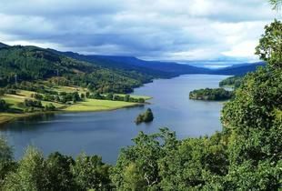 £69 (at the Bridge of Tilt Hotel, Perthshire) for a 2-night break for 2 with breakfast, £89 for 3 nights - save up to 47%