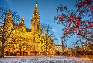 From £149pp instead of up to £213.68pp (from Weekender Breaks) for a two-night Vienna Christmas market break inc. flights and a classical music concert - save up to 30%
