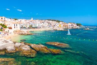 From £99pp (with ClearSky Holidays) for a 3-night all-inclusive Costa Brava break with return flights, from £149pp for 5 nights, from £169pp for 7 nights - save up to 42%