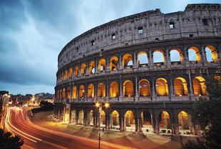 From £79pp instead of £138.52pp (from Tour Center) for a 2nt Rome break including return flights from London or Manchester and accommodation - save up to 43%