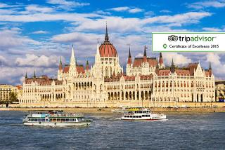 From £79pp (with Tour Center) for a 2-night Budapest break with return flights and a wine tasting cruise- save up to 54%