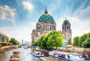 From £69pp (with Tour Center) for a two-night Berlin break with return flights from Gatwick, Stansted or Manchester Airport - save up to 38%