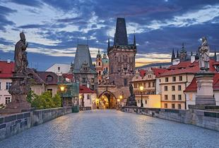 From £139pp instead of £189.55pp (from Tour Center) for a four-night Prague and Budapest break including flights, from £179 for a six-night break - save up to 27%