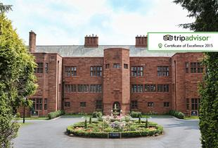 From £49 (at Abbey House Hotel) for a 4* Cumbria break for two inc. breakfast, £69 inc. Champagne afternoon tea, £99 inc. dinner and bubbly - save up to 49%