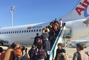 From £599pp (from World Choice Sports) for an ultimate Barcelona FC fan package inc. a match ticket, return flight on the team aircraft, stadium and airport transfers!