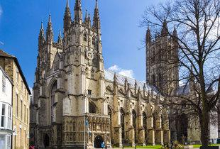 From £69 for a Canterbury stay for two including breakfast, late check-out and wine, or £109 for two nights - visit the Christmas market and save up to 48%