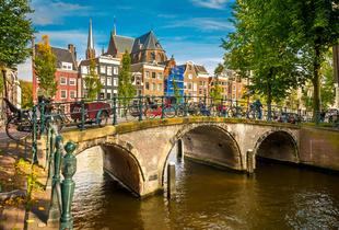 From £79pp (with Weekender Breaks) for a 4* two-night Amsterdam break including return flights, from £99pp for three nights - save up to 29%