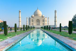 £359pp (with Swastik India Journeys) for a 10-day India tour of the Taj Mahal, forts and palaces including breakfast, accommodation, camel ride and more - save 40%