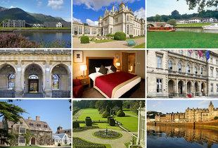 £99 (from Buyagift) for a choice of overnight UK breaks for two people including dinner and breakfast - 60 UK destinations!