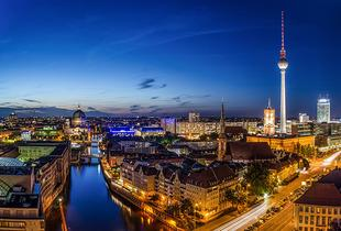 From £89pp (from Weekender Breaks) for a two-night Berlin break including flights and a two-course Hard Rock Cafe meal, from £109pp for three nights - save up to 26%