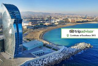 From £199pp instead of £267.97pp (from Weekender Breaks) for a two-night 5* Barcelona stay and flights, or from £249pp for three nights - save up to 26%
