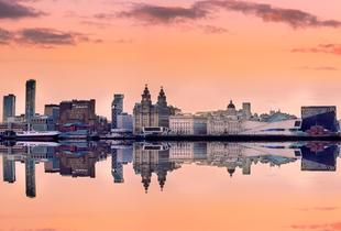 £59 (at Feathers Liverpool Hotel) for a one-night break for two people including Prosecco and breakfast, £109 for two nights or £149 for three nights - save up to 46%