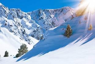From £99pp (from Holiday Desire) for a three-night Andorra break including flights and breakfast, from £179pp for a five-night break - save up to 53%