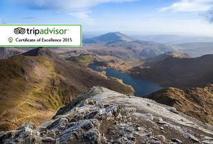 £89 (at the Royal Sportsman Hotel) for a 2nt Snowdonia stay for 2 with a bottle of Prosecco, £129 with dinner, £149 for New Year's Eve option - save up to 42%