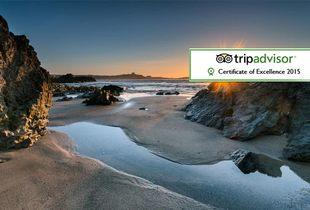 £149 for a two-night self-catering spa break for two including a spa treatment or 'FlowRider' surfing experience each - save up to 40%