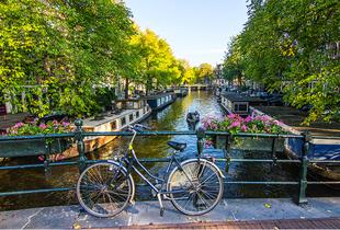 From £129pp (with Weekender Breaks) for a four-night Amsterdam and Berlin break including all flights, or from £169pp for six nights - save up to 28%