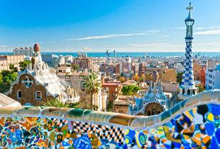 From £69pp instead of £90.48pp (from Holiday Desire) for a two-night Barcelona break including flights, from £109pp for three nights - save up to 24%
