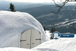 £119 (from Igloo Åre) for a one-night stay for two people in an igloo with hot tub access, dinner and a Jämtlandic breakfast, £199 for two nights - save up to 21%