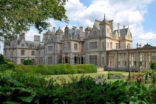 £99 for a two-night stay for two with breakfast and leisure access at Stoke Rochford Hall, Grantham, from Buyagift
