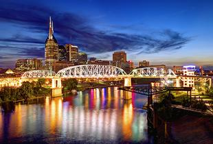 From £999pp for a seven-night Nashville & Memphis break including Elvis tour and paddle boat tour, bus transfer and flights - save up to 58%