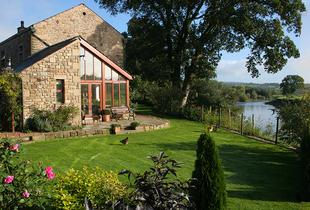 £129 for a two-night break and luxury breakfast hamper for two, £187 for three nights or £249 for four nights at Riverside Barn, Lancashire - save up to 39%