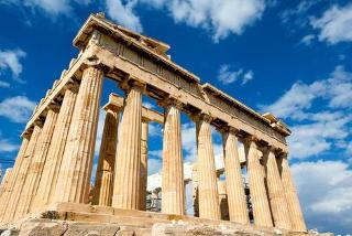 From £89pp instead of up to £121.65pp (from Tour Center) for a two-night Athens break including flights and breakfast, or from £129pp for three nights - save up to 27%